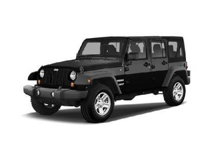 2015 Jeep Wrangler 4WD Unlimited Sahara