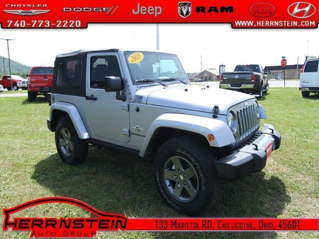 2015 Jeep Wrangler Freedom Edition 4x4 Freedom Edition