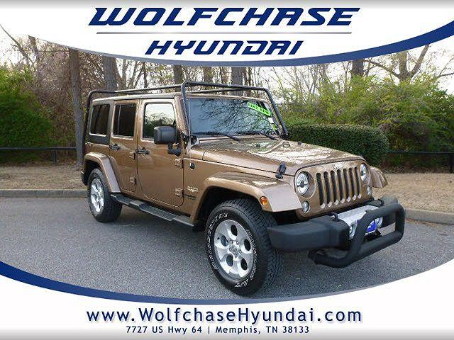 2015 jeep wrangler sahara for sale in memphis tennessee classified. Black Bedroom Furniture Sets. Home Design Ideas