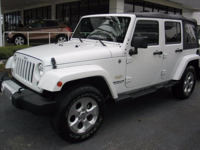 2015 jeep wrangler unlimited sahara 4x4 sahara 4dr suv for sale in fort myers florida. Black Bedroom Furniture Sets. Home Design Ideas