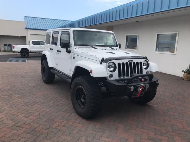 2015 jeep wrangler unlimited sahara 4x4 sahara 4dr suv for sale in kailua kona hawaii. Black Bedroom Furniture Sets. Home Design Ideas