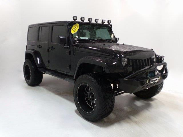 2015 jeep wrangler unlimited sahara 4x4 sahara 4dr suv for sale in tulsa oklahoma classified. Black Bedroom Furniture Sets. Home Design Ideas