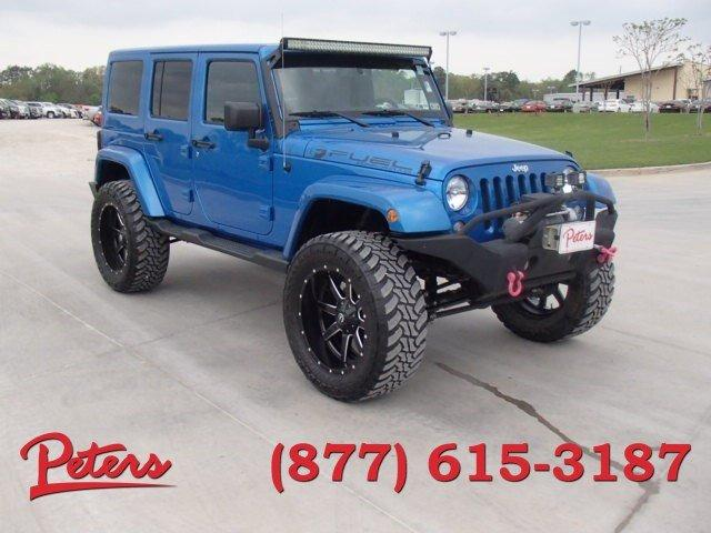 2015 jeep wrangler unlimited sahara longview tx for sale in longview texas classified. Black Bedroom Furniture Sets. Home Design Ideas