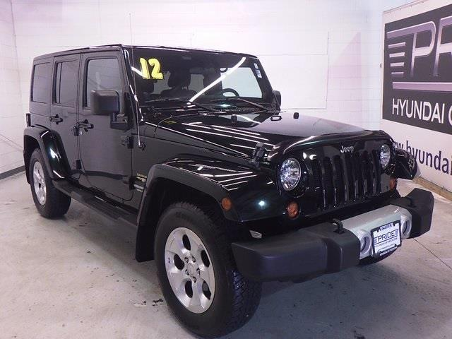 2015 Jeep Wrangler Unlimited Sport 4x4 Sport 4dr SUV