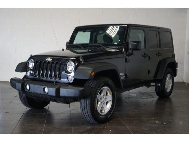 2015 jeep wrangler unlimited sport 4x4 sport 4dr suv for sale in houston texas classified. Black Bedroom Furniture Sets. Home Design Ideas
