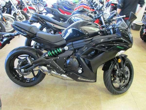 2015 kawasaki ninja 650 for sale in west palm beach florida classified. Black Bedroom Furniture Sets. Home Design Ideas