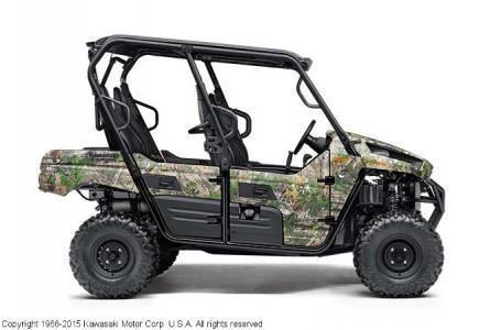 2015 kawasaki teryx 4 800 camo for sale in belleville new jersey classified. Black Bedroom Furniture Sets. Home Design Ideas