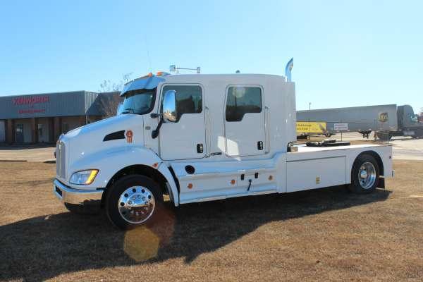2015 Kenworth T270 For Sale In Birmingham Alabama