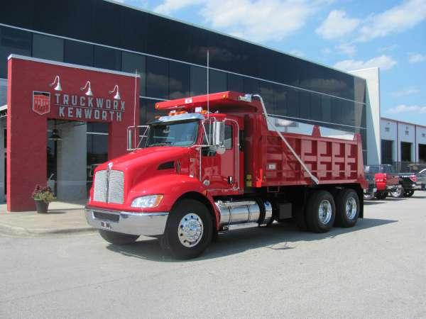 2015 Kenworth T370 for Sale in Birmingham, Alabama ...Kenworth Dump Trucks For Sale In Alabama