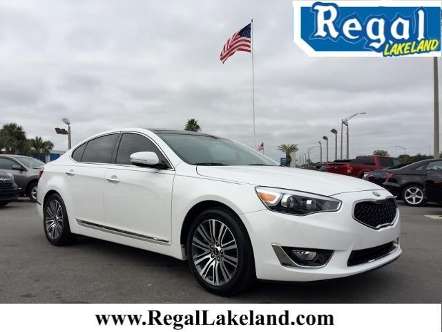Regal Kia Lakeland >> 2015 Kia Cadenza Premium Premium 4dr Sedan for Sale in ...