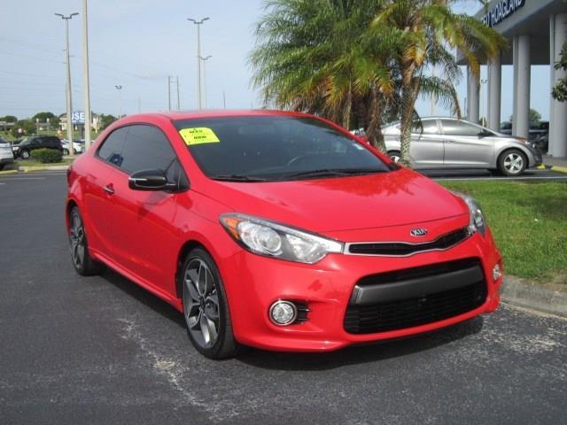 2015 kia forte koup sx sx 2dr coupe 6m for sale in winter haven florida classified. Black Bedroom Furniture Sets. Home Design Ideas