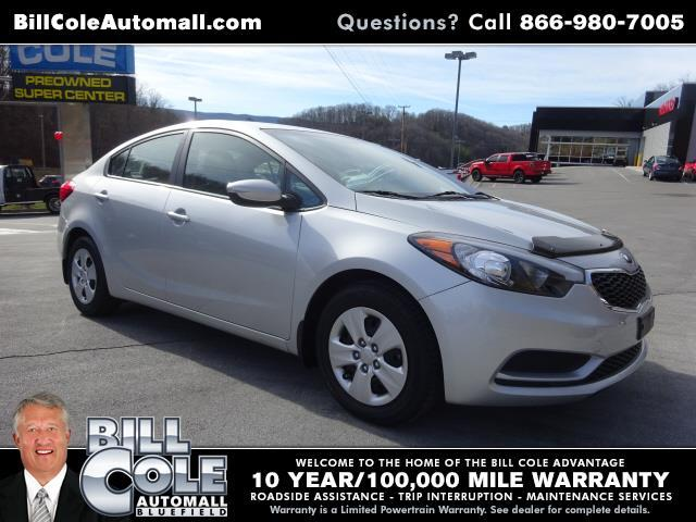 2015 kia forte lx lx 4dr sedan 6a for sale in ada west virginia classified. Black Bedroom Furniture Sets. Home Design Ideas