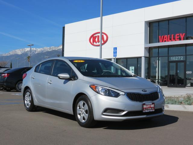 2015 kia forte lx lx 4dr sedan 6a for sale in fontana california classified. Black Bedroom Furniture Sets. Home Design Ideas
