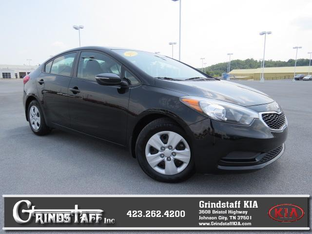 2015 kia forte lx lx 4dr sedan 6a for sale in johnson city tennessee classified. Black Bedroom Furniture Sets. Home Design Ideas