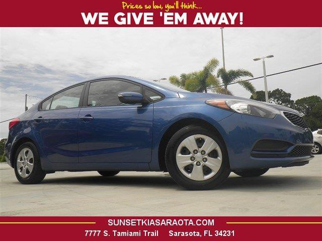 2015 kia forte lx lx 4dr sedan 6a for sale in sarasota florida classified. Black Bedroom Furniture Sets. Home Design Ideas