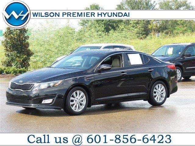 2015 Kia Optima EX EX 4dr Sedan