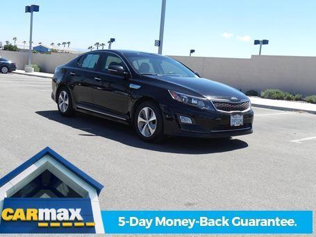 2015 Kia Optima Hybrid Base 4dr Sedan