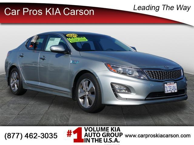 2015 Kia Optima Hybrid EX EX 4dr Sedan