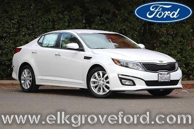 2015 Kia Optima LX LX 4dr Sedan