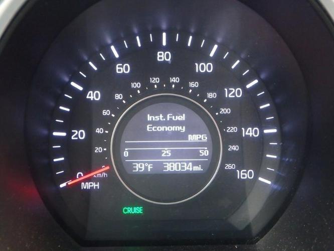 2015 Kia Optima LX LX 4dr Sedan