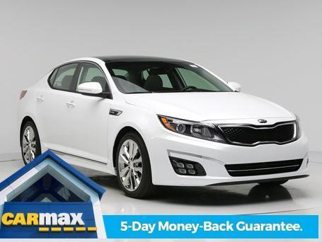 2015 Kia Optima SX Turbo SX Turbo 4dr Sedan
