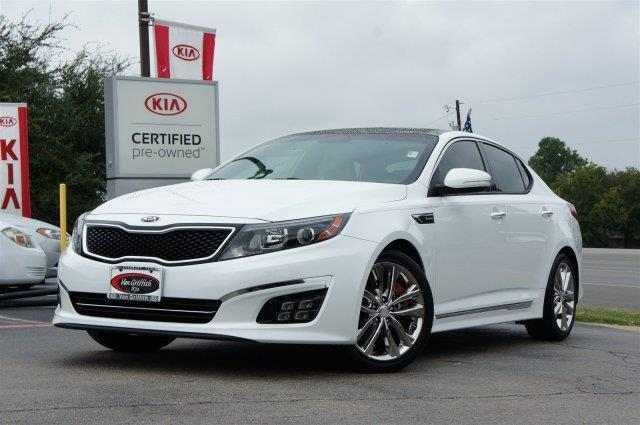 2015 Kia Optima SXL Turbo SXL Turbo 4dr Sedan