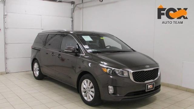 2015 kia sedona ex ex 4dr mini van for sale in el paso. Black Bedroom Furniture Sets. Home Design Ideas