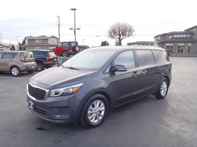 2015 kia sedona lx lx 4dr mini van for sale in gresham oregon classified. Black Bedroom Furniture Sets. Home Design Ideas