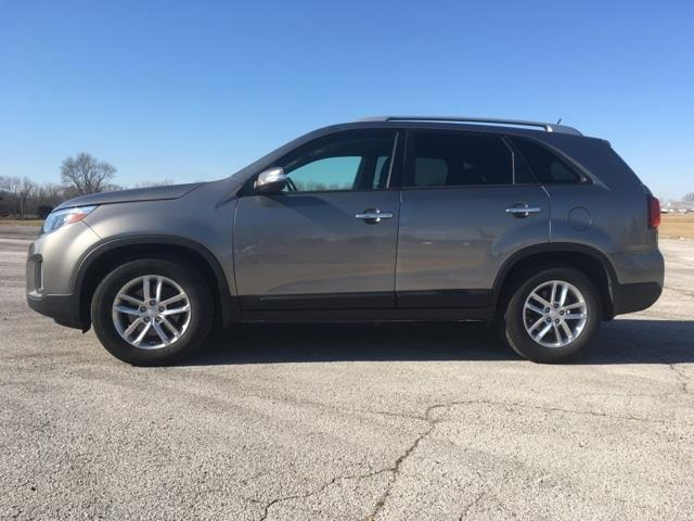 2015 kia sorento lx lx 4dr suv for sale in findlay ohio classified. Black Bedroom Furniture Sets. Home Design Ideas