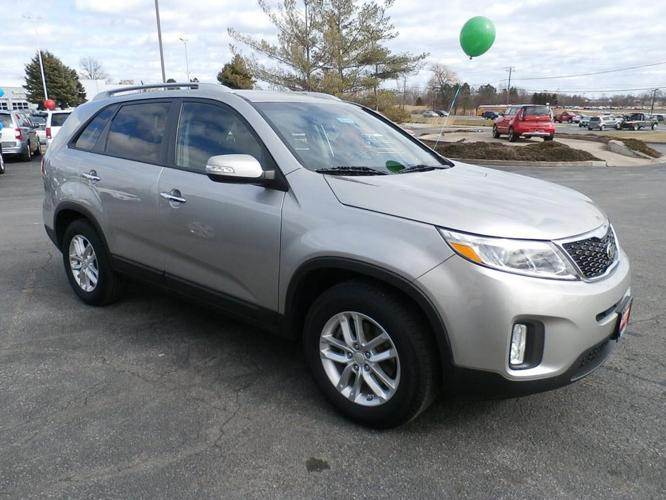 2015 kia sorento lx lx 4dr suv for sale in liverpool new york classified. Black Bedroom Furniture Sets. Home Design Ideas