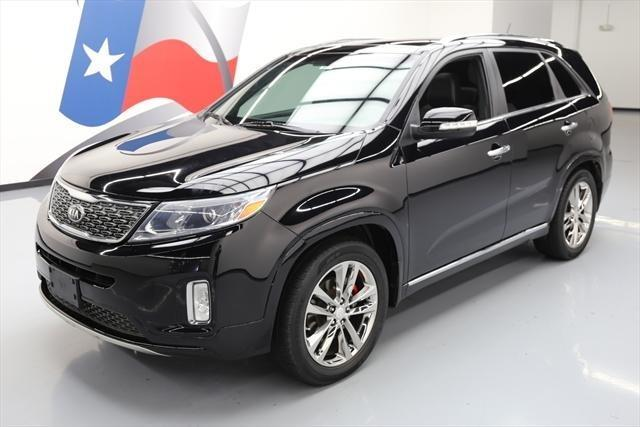 2015 kia sorento sx sx 4dr suv for sale in houston texas classified. Black Bedroom Furniture Sets. Home Design Ideas