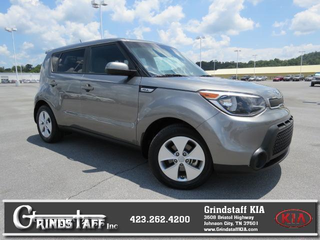 2015 Kia Soul Base 4dr Wagon 6A