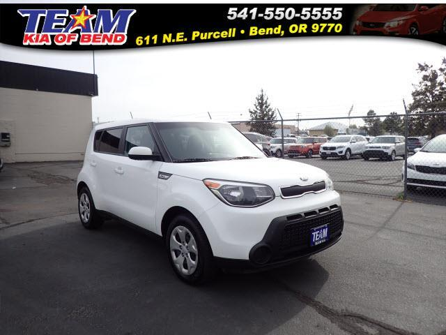 2015 Kia Soul Base 4dr Wagon 6M