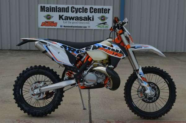 2015 ktm 300 xc w six days for sale in la marque texas classified. Black Bedroom Furniture Sets. Home Design Ideas