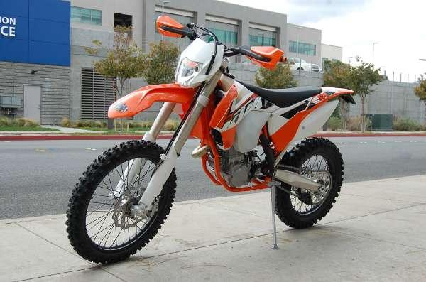 Ktm  Xcw For Sale California