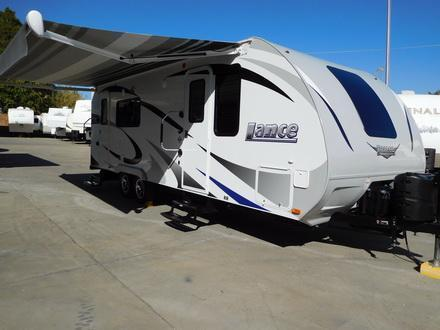 2015 Lance Model 2285 Travel Trailer W Slide Out For Sale