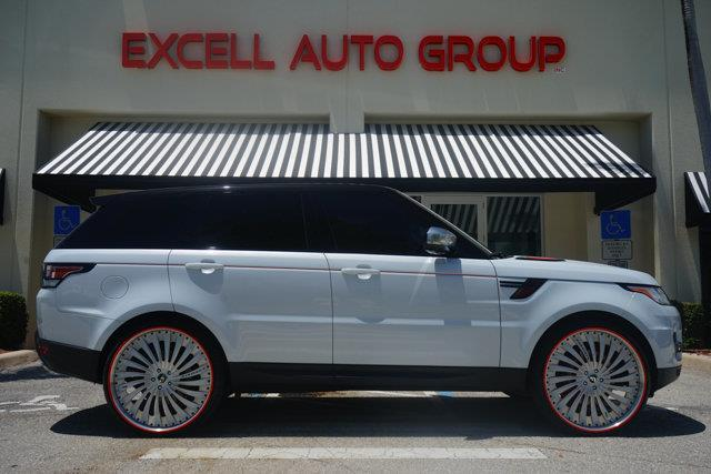 2015 Land Rover Range Rover Sport Supercharged 4x4