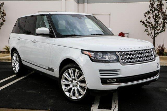 2015 land rover range rover supercharged 4x4 supercharged 4dr suv for sale in anaheim. Black Bedroom Furniture Sets. Home Design Ideas