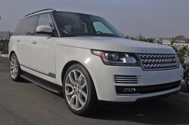 2015 land rover range rover supercharged 4x4 supercharged 4dr suv for sale in newport beach. Black Bedroom Furniture Sets. Home Design Ideas