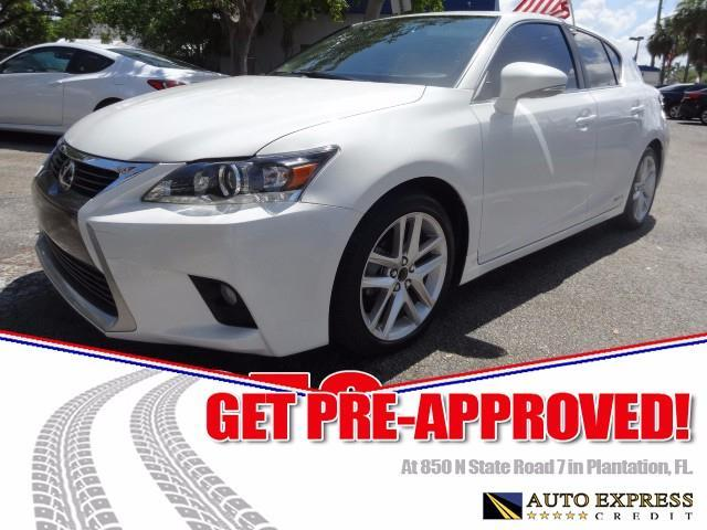 2015 Lexus CT 200h Base 4dr Hatchback