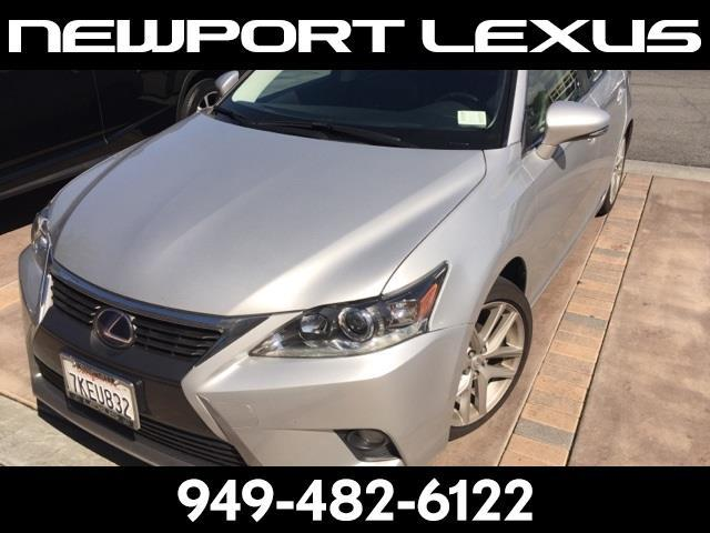 2015 lexus ct 200h base 4dr hatchback for sale in newport beach california classified. Black Bedroom Furniture Sets. Home Design Ideas