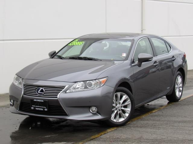 2015 Lexus ES 300h Base 4dr Sedan