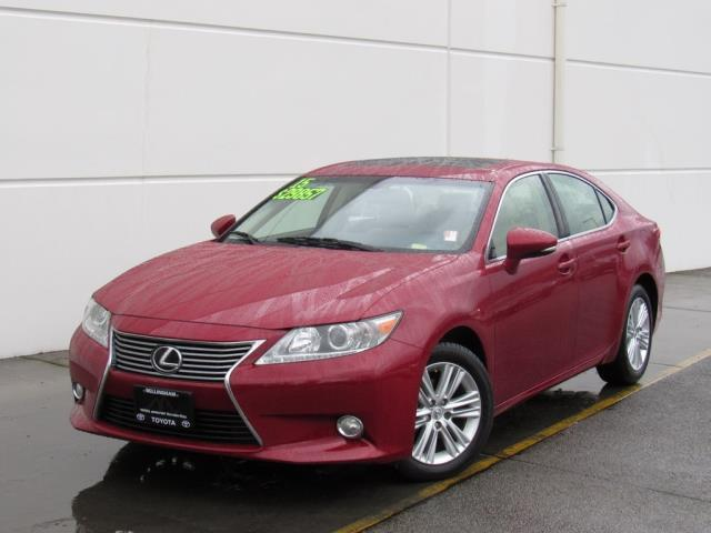 2015 Lexus ES 350 Base 4dr Sedan