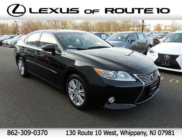2015 Lexus ES 350 Crafted Line Crafted Line 4dr Sedan