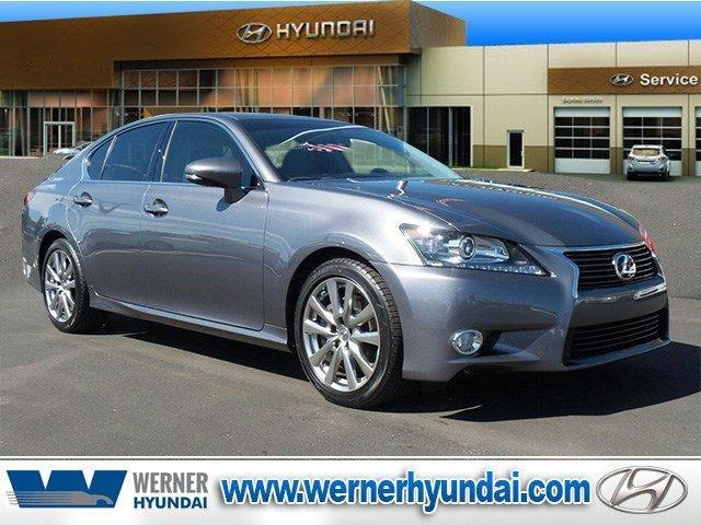 2015 Lexus GS 350 Base 4dr Sedan