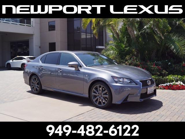 2015 lexus gs 350 base 4dr sedan for sale in newport beach california classified. Black Bedroom Furniture Sets. Home Design Ideas
