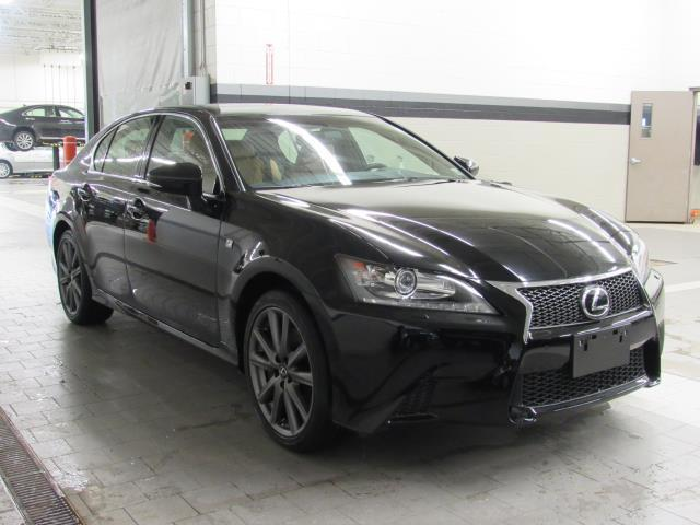 2015 Lexus GS 350 Base AWD 4dr Sedan