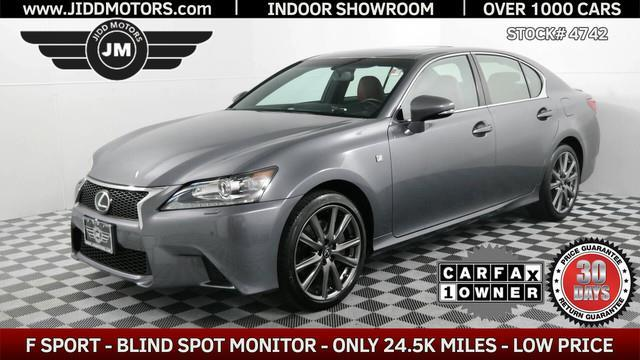 2015 lexus gs 350 crafted line awd crafted line 4dr sedan for sale in des plaines illinois. Black Bedroom Furniture Sets. Home Design Ideas