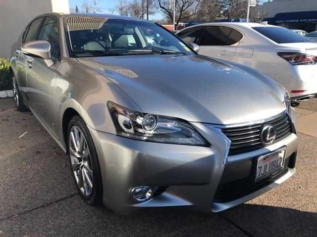 2015 Lexus GS 350 Crafted Line Crafted Line 4dr Sedan
