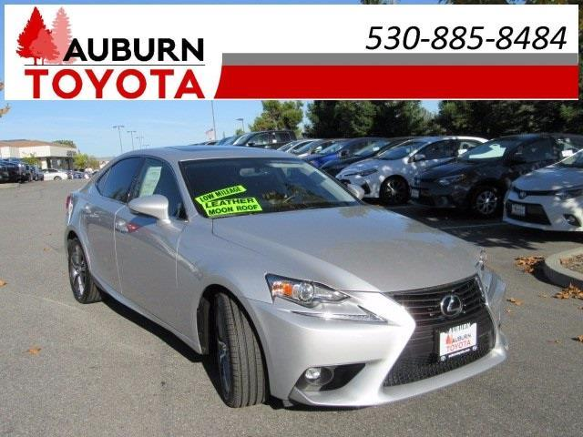 2015 lexus is 250 base 4dr sedan for sale in auburn california classified. Black Bedroom Furniture Sets. Home Design Ideas